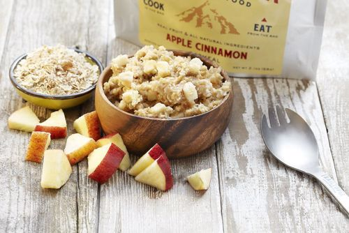 Picture of Apple Cinnamon Oatmeal
