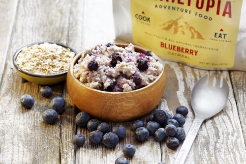 Picture of Blueberry Oatmeal