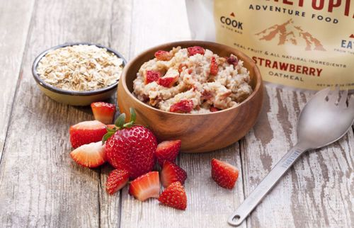 Picture of Strawberry Oatmeal